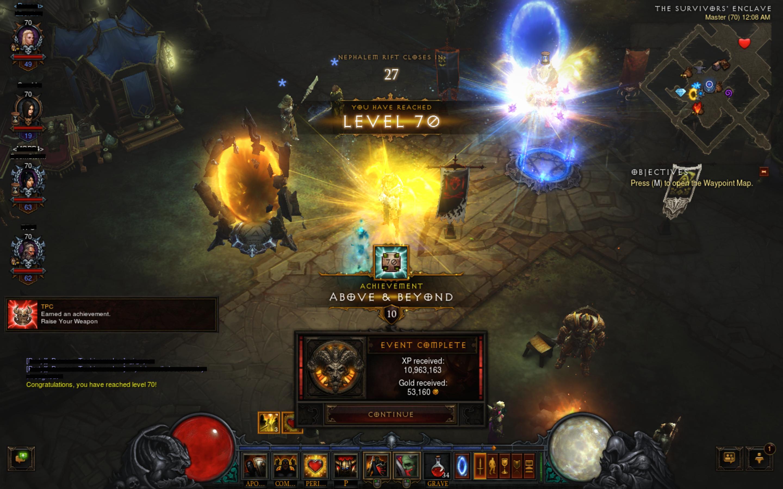 Build Paladin Hammer Diablo
